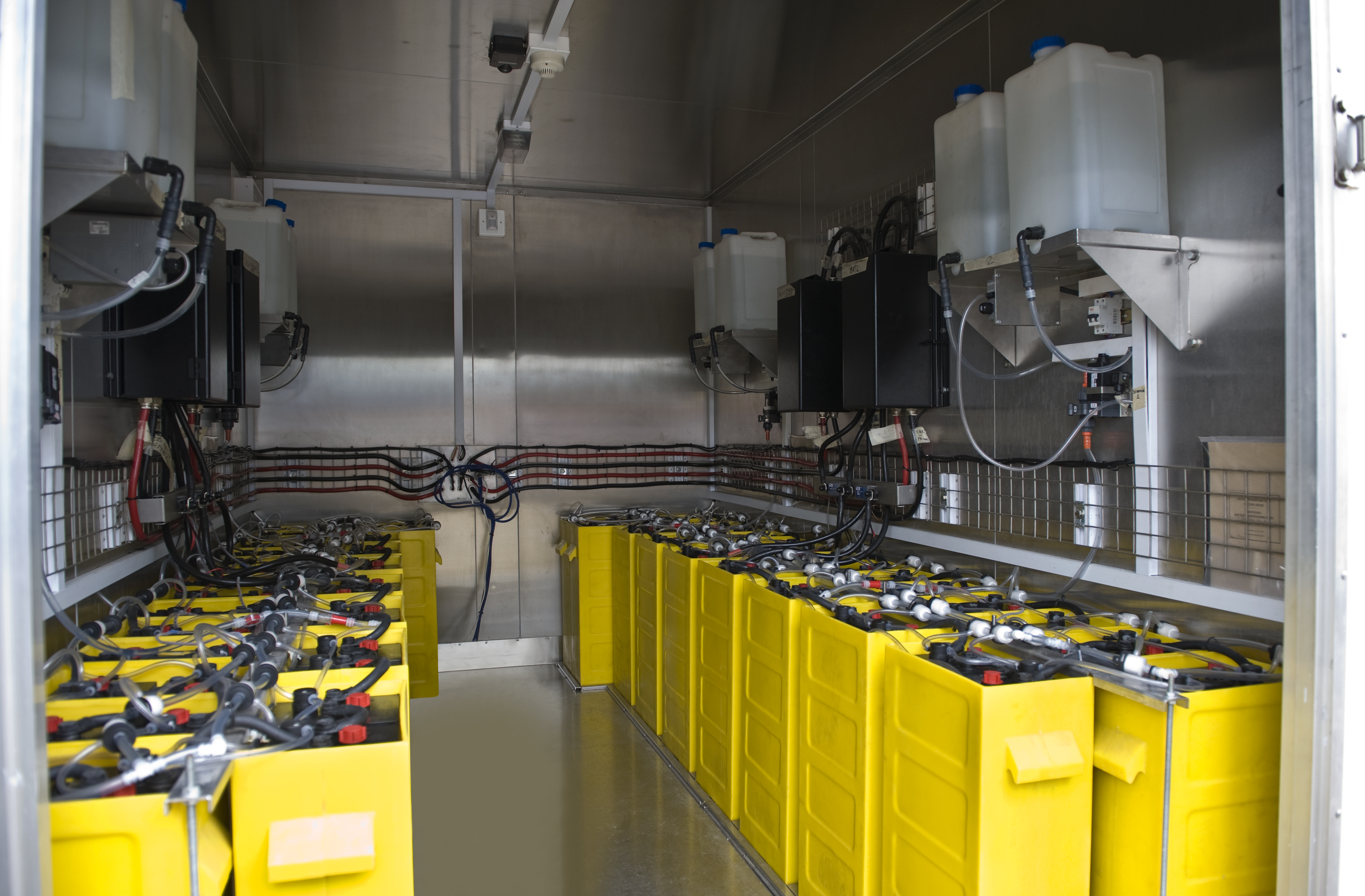 Renewable Energy Batteries First National Battery